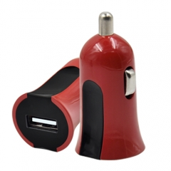 2.4A Car Charger.with Different Color Combination
