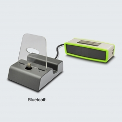 MFi Lightning Dock Stand with Audio Out & Bluetooth Receiver