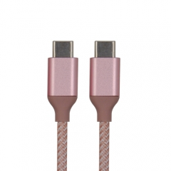 USB-C to USB-C 2.0  Data and Charge Cable