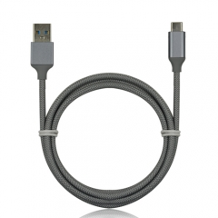 USB-C to USB-A 3.0 ( 3.1 Gen 1 ) data and charge cable