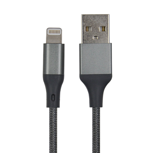 Ultra Slim In-Mold Injection USB-A to Ligthtning cable