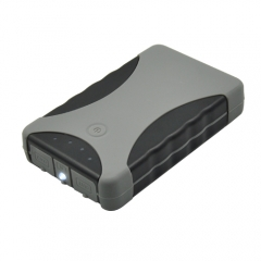 Water Resistant IP54 Portable Power Pack 8800 mAh