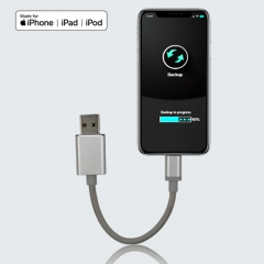 MFi Lightning Storage & Charging Cable