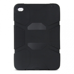 Ultra-Tough Classic For iPad Mini 4 - Black/Black