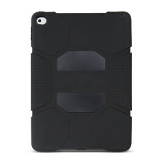 Rugged Classic Case for iPad Air 2 - Black/Black
