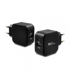 USB-C PD 18W & 30W Wall Charger for Fast Charge