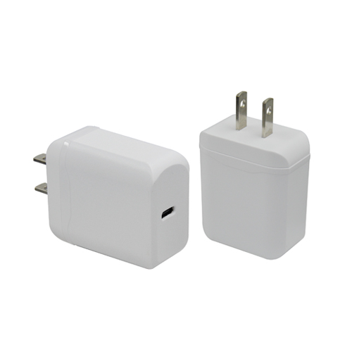 USB-C PD 18 W Wall Charger for Fast Charge