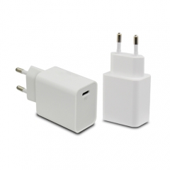 USB-C PD 18W Wall Charger for Fast Charge