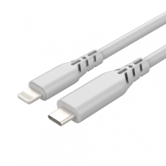 MFi Certified Type-C to Lightning fast charge cable - 30 mins to charge 50% battery
